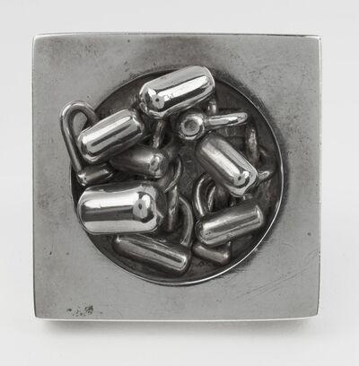 Parviz Tanavoli, 'Locks', 1976