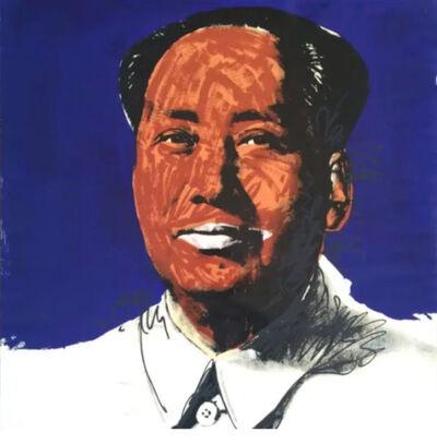 Andy Warhol, 'Mao F.S. II 98', 1972