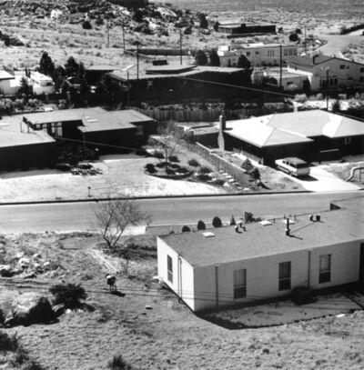 Joe Deal, 'View, Albuquerque, New Mexico', 1974