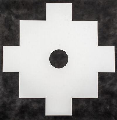 Sabino Guisu, 'Geometría Arqueológica Chica 2 (Chacana)', 2019