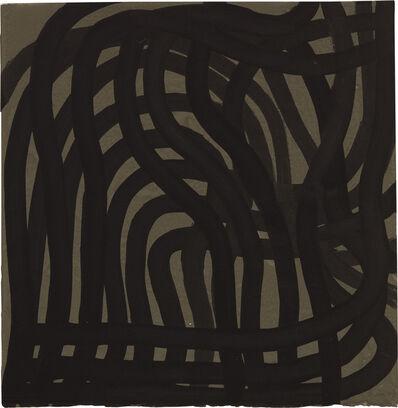 Sol LeWitt, 'Irregular Curves', 2001