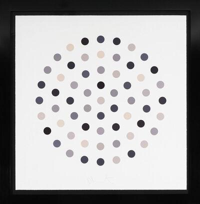 Damien Hirst, 'Grey 'Spots' Etching ', 2004