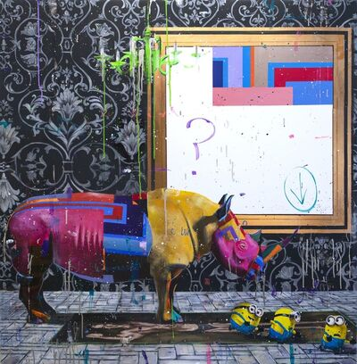 Angelo Accardi, 'What's happened to the Rhino ', 2019