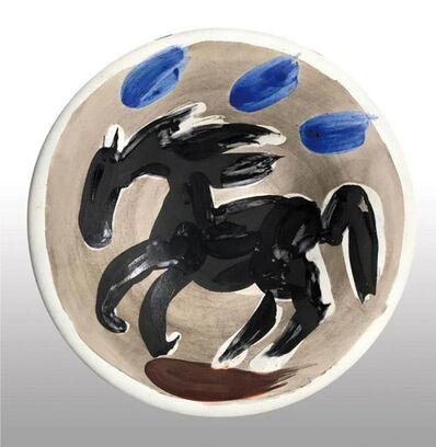 Pablo Picasso, 'Petit cheval', 1963