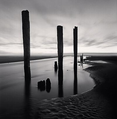 Michael Kenna, 'Beach Scene, Ocean Shores, Washington, USA', 2013