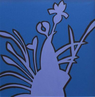 Derrick Greaves, 'Coastal Iris', 2015