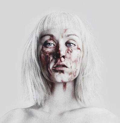 Flóra Borsi, 'We bleed the same', 2014