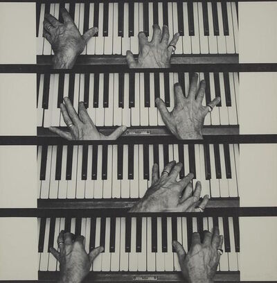 Michael Snow, 'Chords (From the Jazz Band Series)', 1973