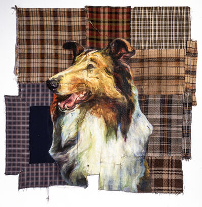 M.A. Peers, 'Collie', 1995