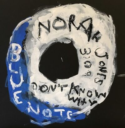 Kerry Smith, 'Off the Record (45rpm) / Norah Jones / Don't Know Why', 2016