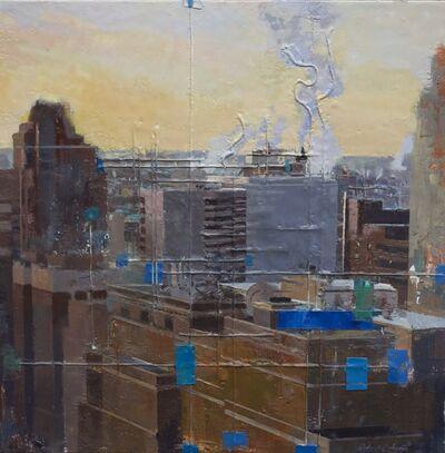 Dale O Roberts, 'January Sunrise'