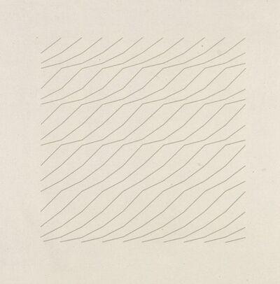 Verena Loewensberg, 'Sechs Eaux-fortes', 1984