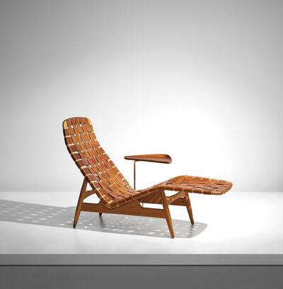 Arne Vodder, 'Chaise longue', ca. 1950