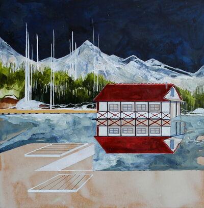Charlotte Keates, 'Boat House', 2017