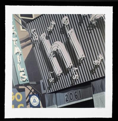 Robert Cottingham, 'Hi, from American Signs Portfolio', 2009