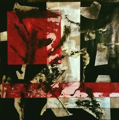 Marino Marini, 'Red Labyrinth IV', 2015