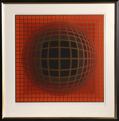 Victor Vasarely, 'Series 1', ca. 1965