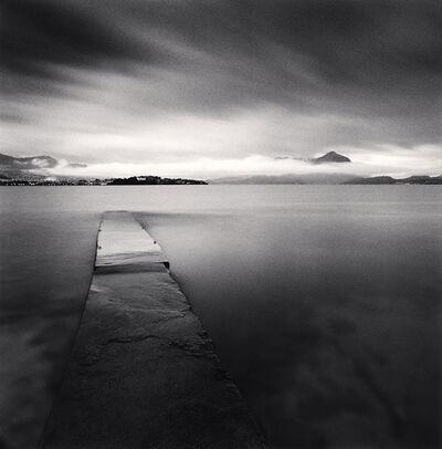 Michael Kenna, 'Evening Walk, Isola dei Pescatori, Lake Maggiore, Italy', 2008