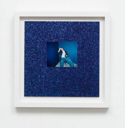 Sadie Barnette, 'Untitled (Blue Shahine)', 2016