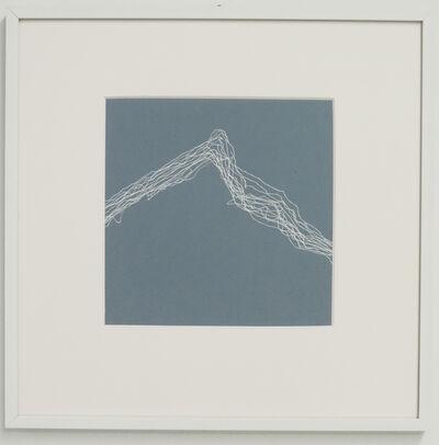 Vera Molnar, 'Ste-Victoire', 1997