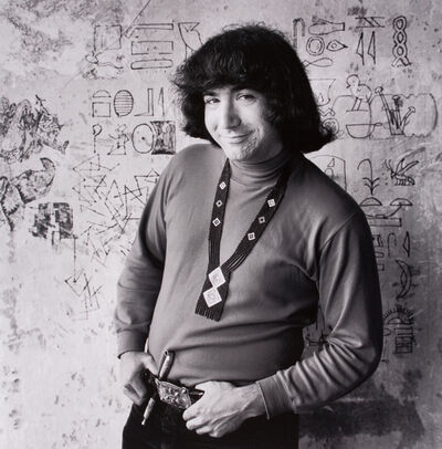 Herb Greene, 'Jerry Garcia', 1968
