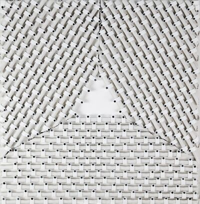 Mounir Fatmi, 'Who needs a god triangle 03', 2013