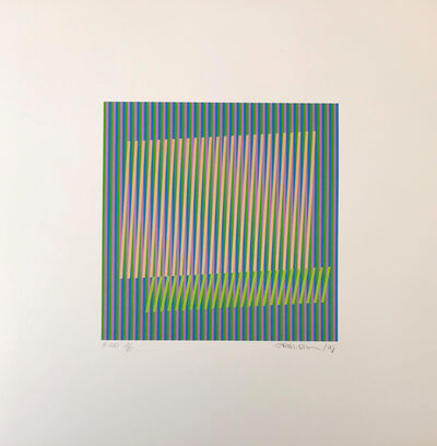 Carlos Cruz-Diez, 'Untitled', 1998