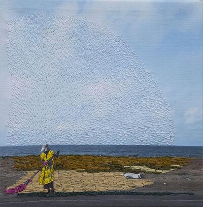Joana Choumali, 'Ca Va Aller 5', 2017