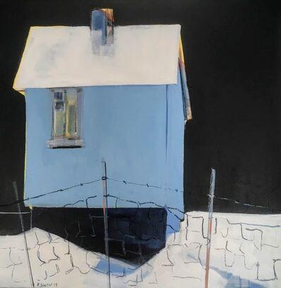 Ragnhild Slaaen, 'Mørketid 1', 2019