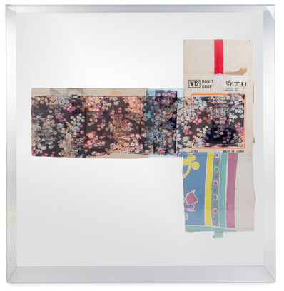 Robert Rauschenberg, 'Garden Spot from the Bifocal series', 1982