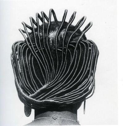 J.D. 'Okhai Ojeikere, 'Untitled', 1974