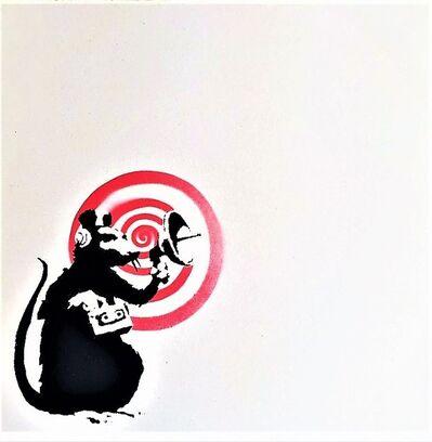 Banksy, 'Dirty Funker', 2008