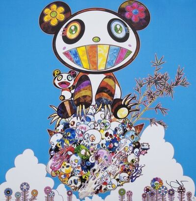 Takashi Murakami, 'The Pandas Say They're Happy', 2016