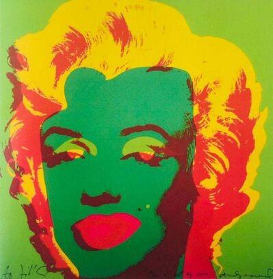 Andy Warhol, 'Marilyn Monroe', 1985