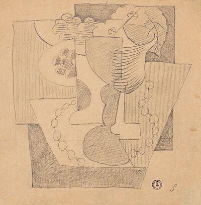 Leopold Survage, 'Nature Morte au Compotier', ca. 1919
