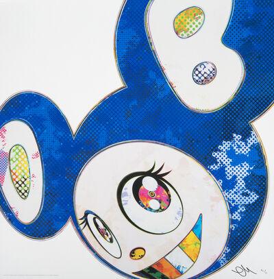 Takashi Murakami, 'And Then (A Deep Ocean Of Ultramarine)', 2013