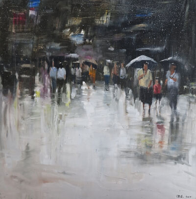 Attasit Pokpong, 'Bangkok Streets II', 2007