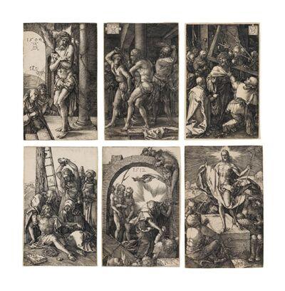 Albrecht Dürer, 'The Engraved Passion (B., M., Holl. 3-18; S.M.S. 45-60)', 1507-1513
