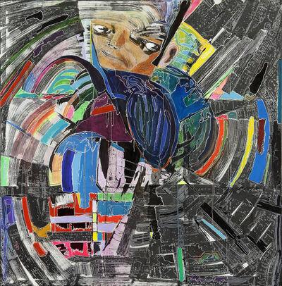 Luis Felipe Noe, 'Cuadro de las contingencias', 2012