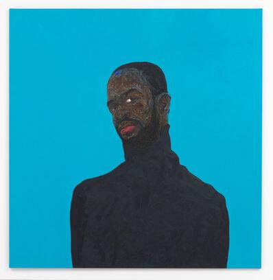 Amoako Boafo, 'Kofi', 2019