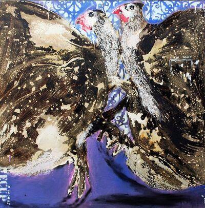 Soly Cissé, 'Guinea fowl (Pintade)', 2019