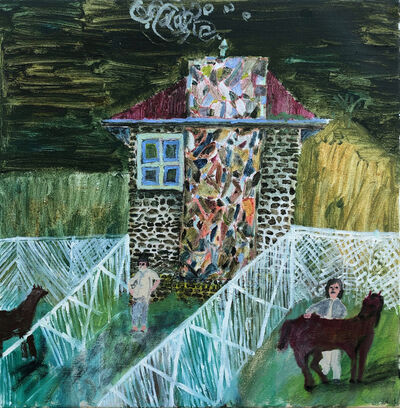 Justin Williams, 'Old House Old Horse', 2019