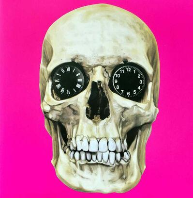 Damien Hirst, 'Damien Hirst Skull Record Album Art', 2006