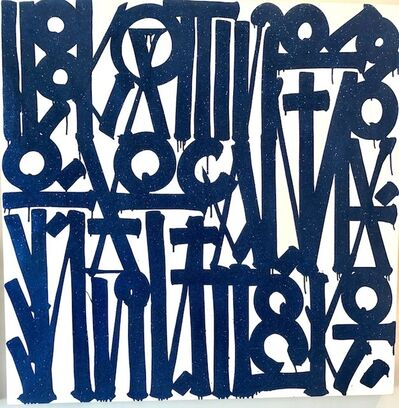 RETNA, 'Look At me What They've Done to Me ', 2017