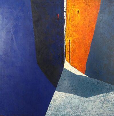 Tomàs Sunyol, 'Doblegant murs', 2019