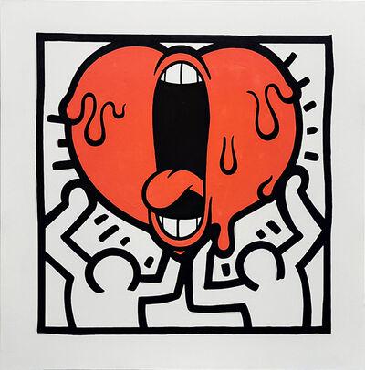 ANTOINE TAVAGLIONE, 'Dancing Screaming Heart', 2020