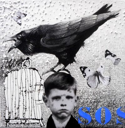 Christian Silvain, 'SOS', 2020