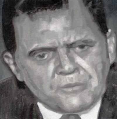 Miguel Aguirre, 'Richard Nixon', 2014
