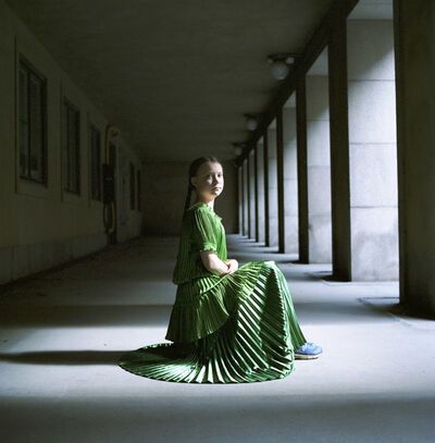 Hellen van Meene, 'Greta Thunberg, Stockholm', 2019