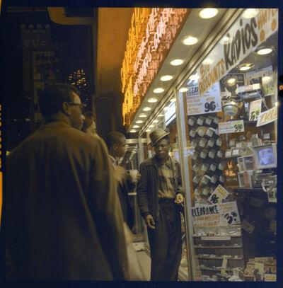 Vivian Maier, 'VM19XXZ06795-11-MC - Chicago, IL, n.d., Big Discount Radios', Printed 2017